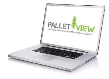 Recycled Pallet Management System: PalletView