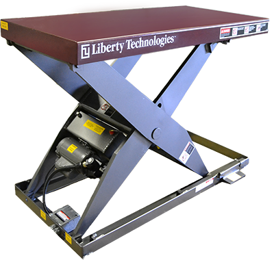 Liberty Lifter, lifting equipment, ergonomic machinery