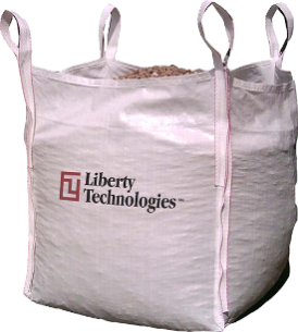 Liberty Direct bulk bags, custom bulk bag sample