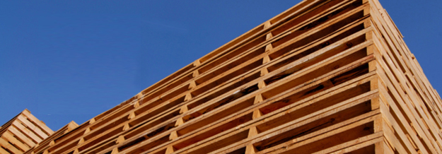 Find shipping pallets from Millwood Inc.